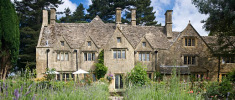 Insurance for privately owned Ecclesiastical buildings such as this English stone rectory