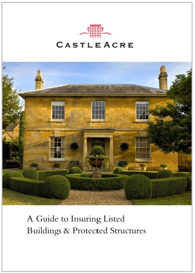 A Guide to Insuring Listed Buildings