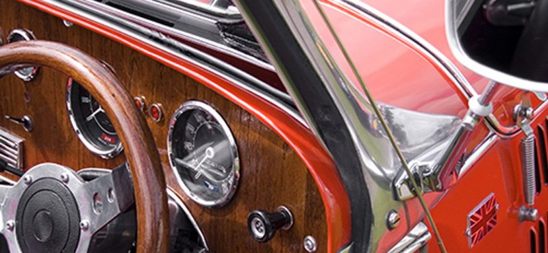 Insurance for classic cars and insurance for high performance cars