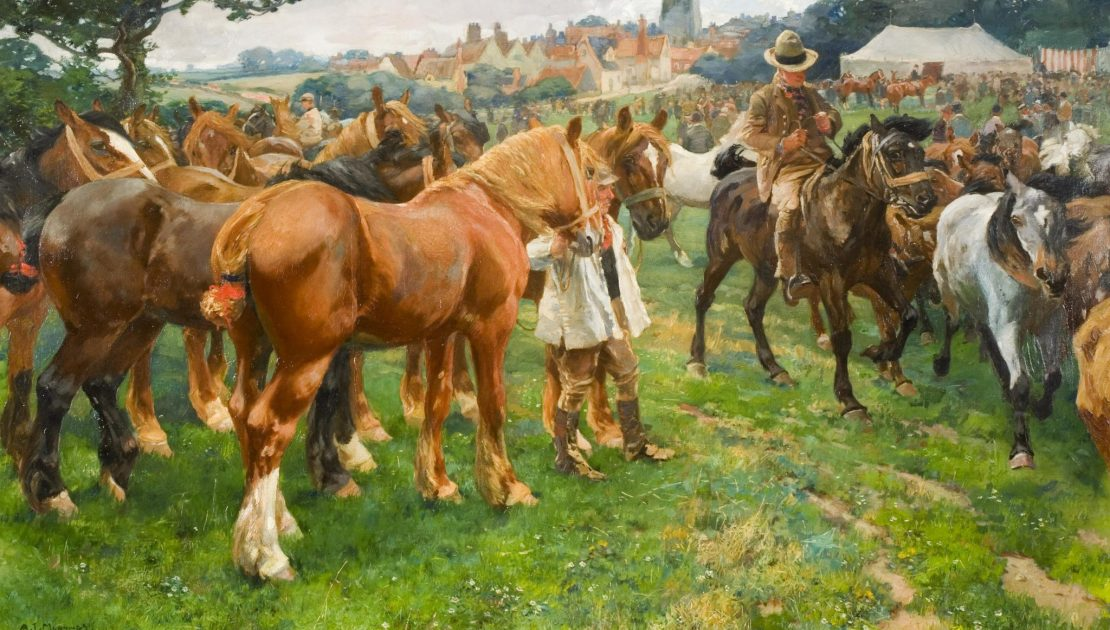 Our Sixty Second Interview with Munnings Art Museum Director - Jenny Hand