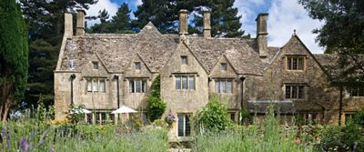 Tailored Insurance for Rectories and Listed Buildings