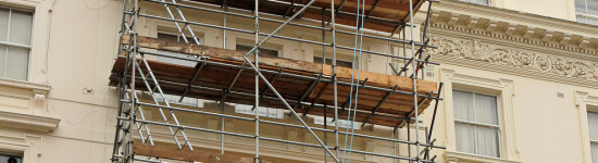Renovation or Extension? –  Talk to Your Insurer or Broker