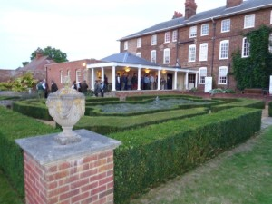 Trumpington Hall hosts the Castleacre GWCT East Anglian Grey Partridge Award 2013