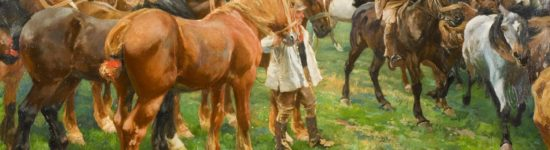 Our Sixty Second Interview with Munnings Art Museum Director – Jenny Hand